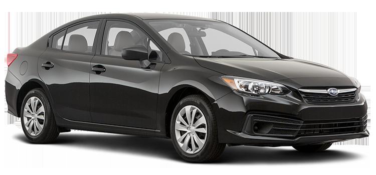 2021 Subaru Impreza Base 4D Hatchback
