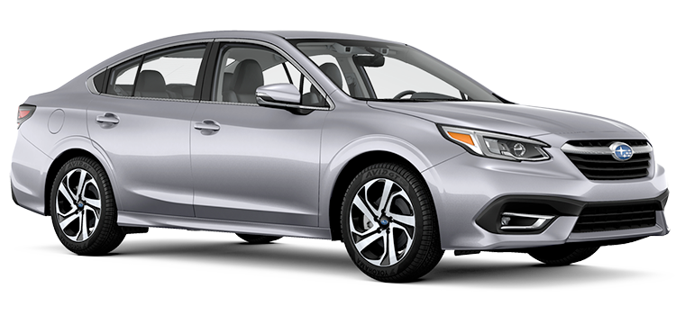 2021 Subaru Legacy Limited 4D Sedan