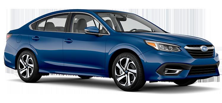 2021 Subaru Legacy Limited XT 4D Sedan