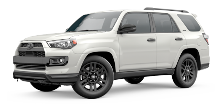2021 Toyota 4Runner 4.0L Nightshade Special Edition