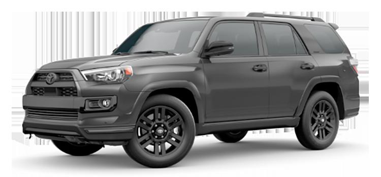 2021 Toyota 4Runner Nightshade 4D Sport Utility