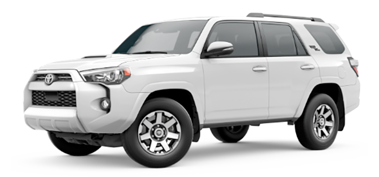 2021 Toyota 4Runner 4.0L TRD Off-Road Premium