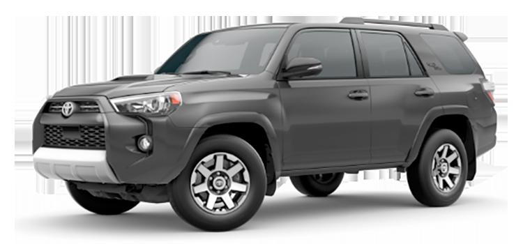 2021 Toyota 4Runner TRD Off-Road Premium 4D Sport Utility