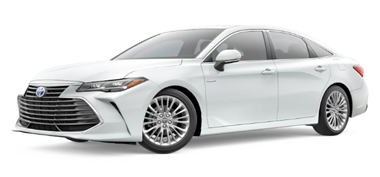 2021 Toyota Avalon Hybrid Limited 4D Sedan