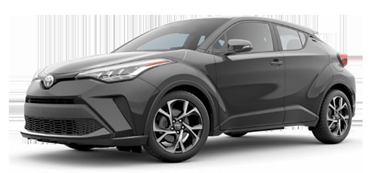 2021 Toyota C-HR XLE 4D Sport Utility