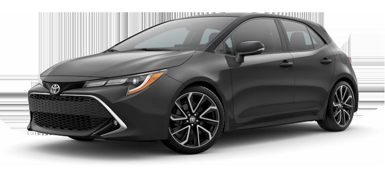 2021 Toyota Corolla Hatchback XSE 5D Hatchback