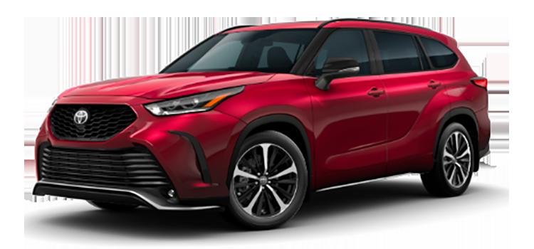 2021 Toyota Highlander XSE 4D Sport Utility