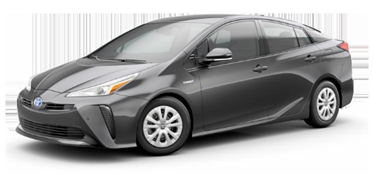 2021 Toyota Prius LE 5D Hatchback