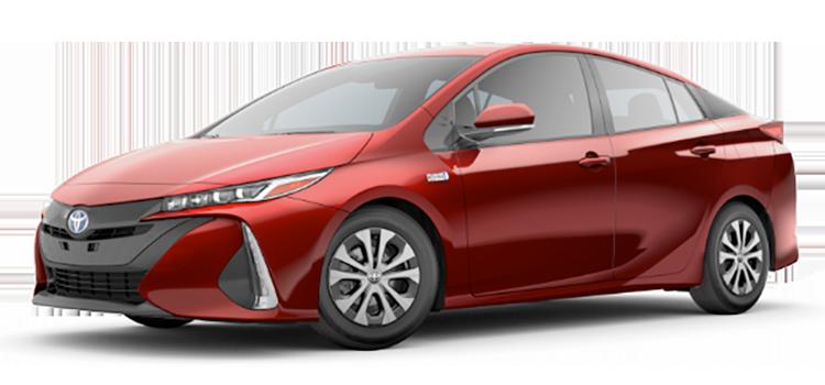 2021 Toyota Prius Prime LE 5D Hatchback