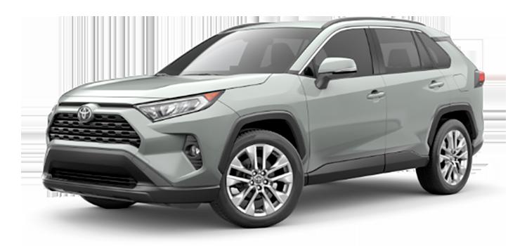 2021 Toyota RAV4 XLE Premium 4D Sport Utility