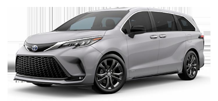 2021 Toyota Sienna 7 Passenger XSE