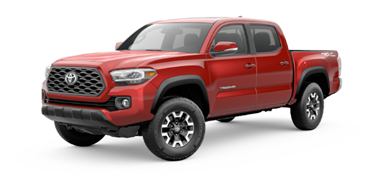 2021 Toyota Tacoma Double Cab Double Cab, Automatic TRD Offroad