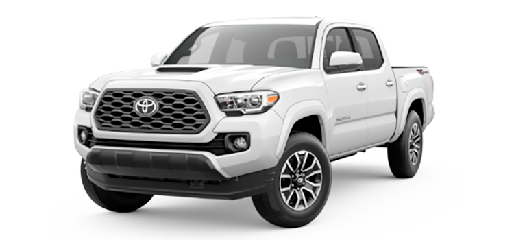 2021 Toyota Tacoma TRD Sport 4D Double Cab