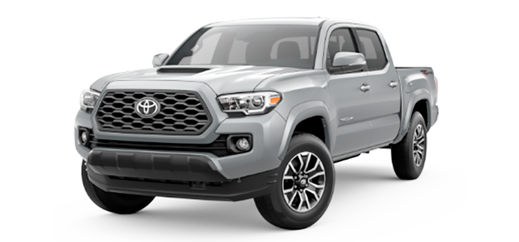 2021 Toyota Tacoma Double Cab Double Cab, Automatic TRD Sport