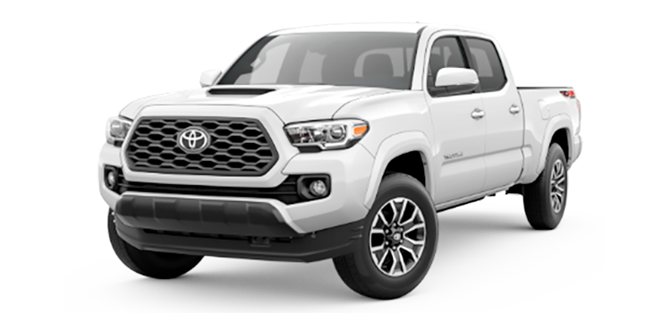 2021 Toyota Tacoma Double Cab Double Cab, Automatic, Long Bed TRD Sport