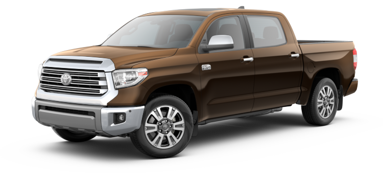 2021 Toyota Tundra 1794 4D CrewMax Grade