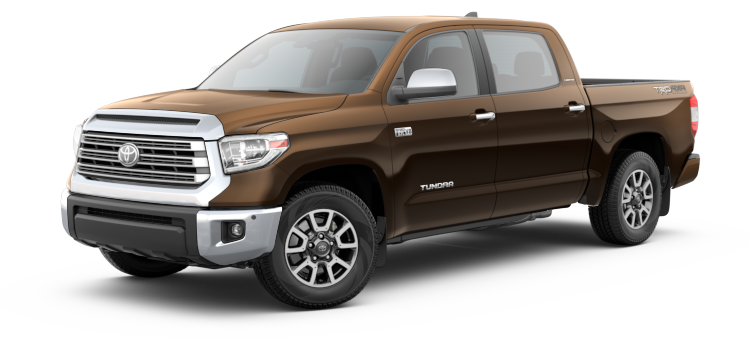 2021 Toyota Tundra Limited 4D CrewMax