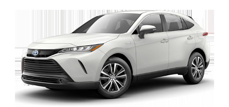 2021 Toyota Venza LE 4D Sport Utility