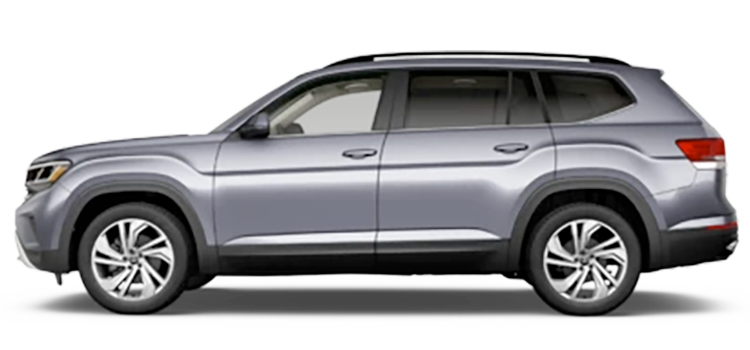 2021 Volkswagen Atlas 2.0T S 4D Sport Utility