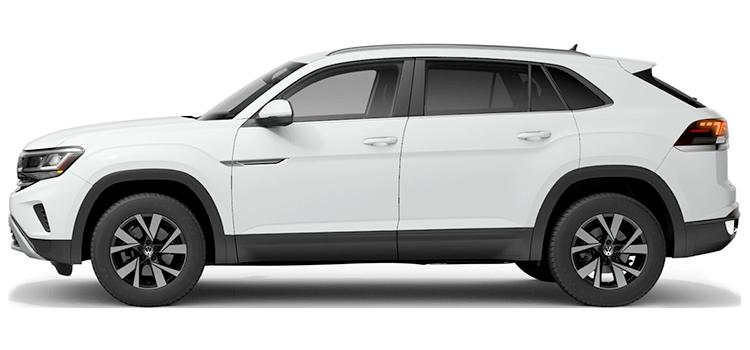 2021 Volkswagen Atlas Cross Sport 2.0T S 4D Sport Utility