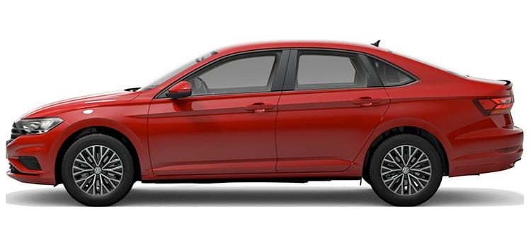 2021 Volkswagen Jetta 1.4T S 4D Sedan