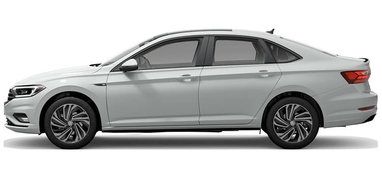 2021 Volkswagen Jetta SEL Premium 4D Sedan