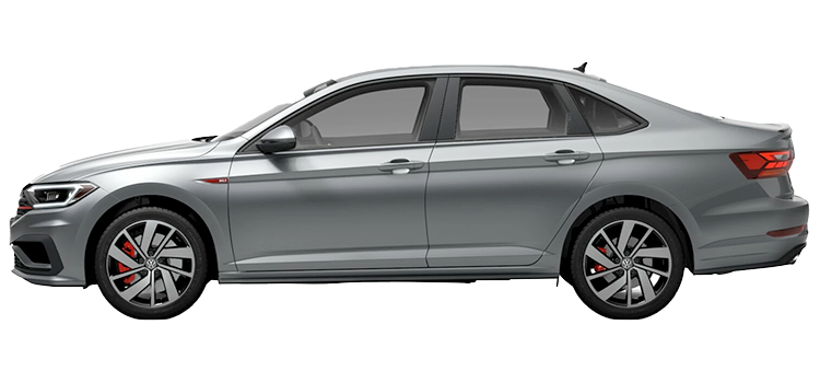 2021 Volkswagen Jetta GLI 2.0T S 4D Sedan
