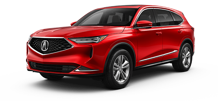 2022 Acura MDX 3.5L 4D Sport Utility