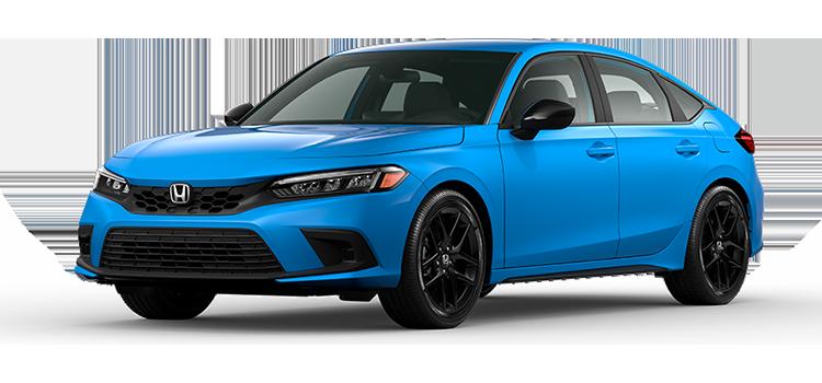 2022 Honda Civic Sport 4D Hatchback