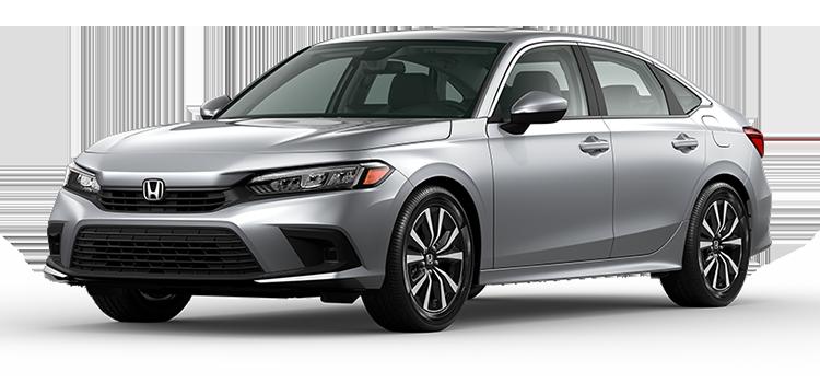 2022 Honda Civic EX 4D Sedan