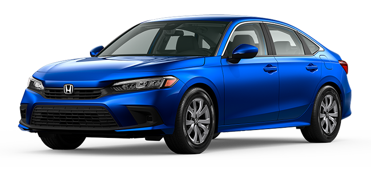 2022 Honda Civic LX 4D Sedan