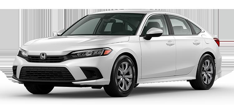 2022 Honda Civic Sedan 2.0 L4 LX