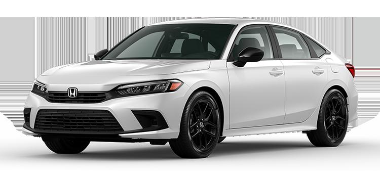 2022 Honda Civic Sport 4D Sedan