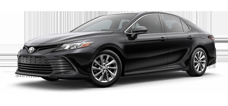 2022 Toyota Camry LE 4D Sedan