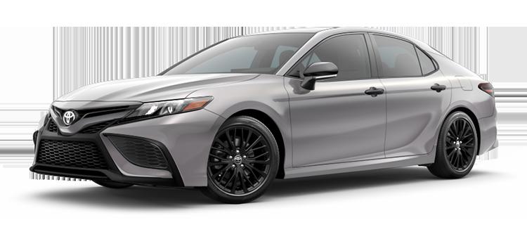 2022 Toyota Camry SE Nightshade 4D Sedan