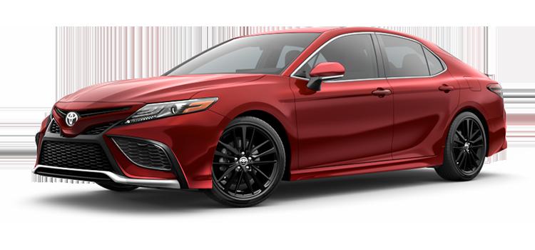 2022 Toyota Camry XSE 4D Sedan