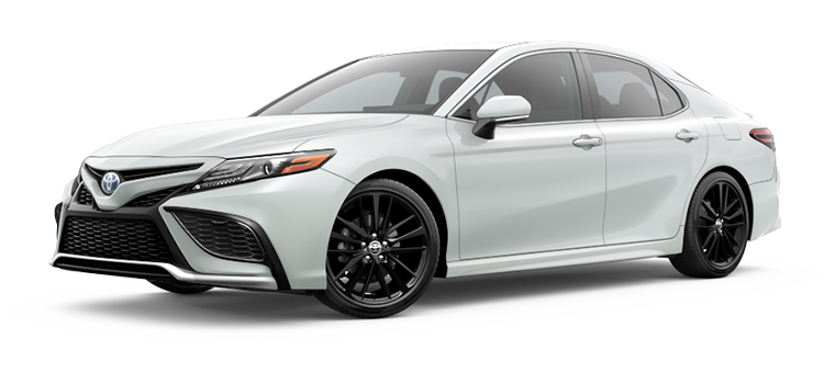 2022 Toyota Camry Hybrid XSE 4D Sedan