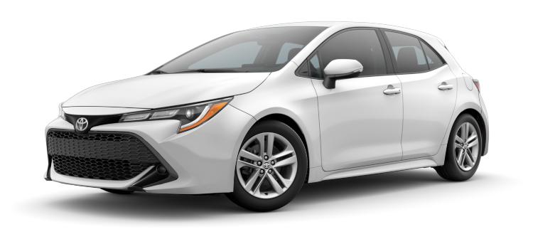 2022 Toyota Corolla Hatchback SE 5D Hatchback