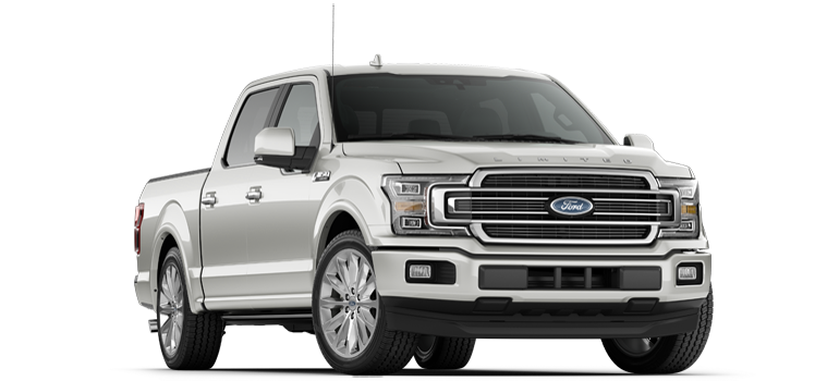 2018 Ford F-150 SuperCrew 5.5' Box Limited Pickup