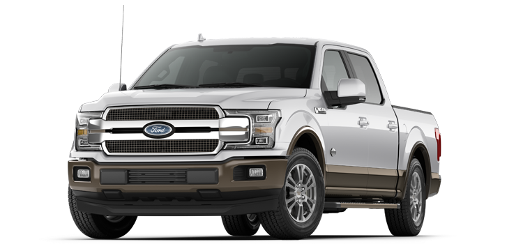 2018 Ford F-150 SuperCrew 5.5' Box King Ranch Pickup