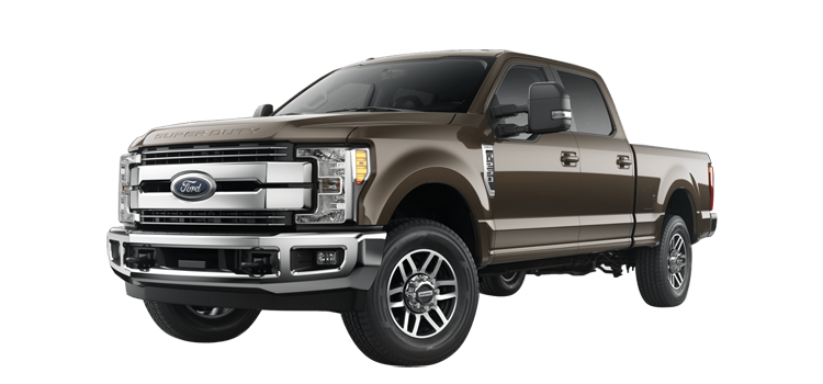 2018 Ford Super Duty F-250 Crew Cab 6.75' Box Lariat