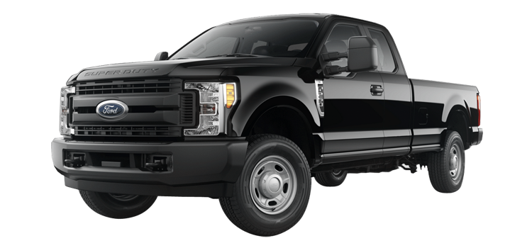 2018 Ford Super Duty F-250 SuperCab 8' Box XL