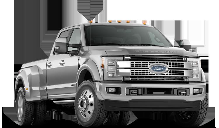 2018 Ford Super Duty F-450 Crew Cab (DRW)