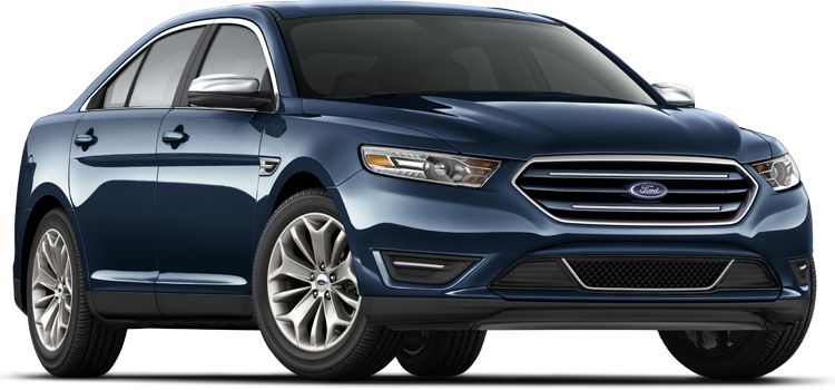 2019 Ford Taurus at Leif Johnson Auto Group : Sink Into the