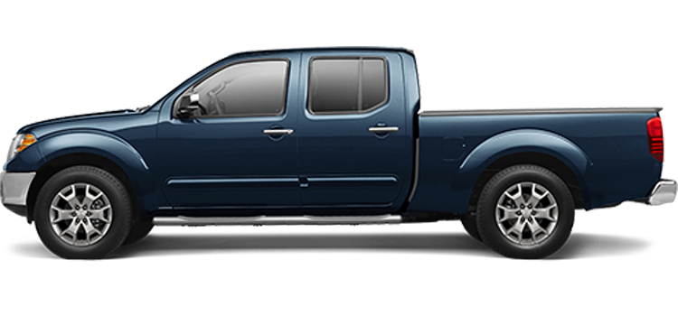 2017 Nissan Frontier Crew Cab 4.0L Automatic Long Bed SL 4 ...