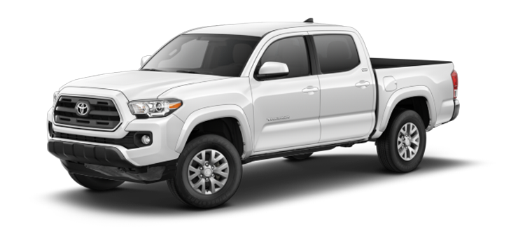 The 2017 Toyota Tacoma Double Cab Automatic SR5 RWD 4-Door ...