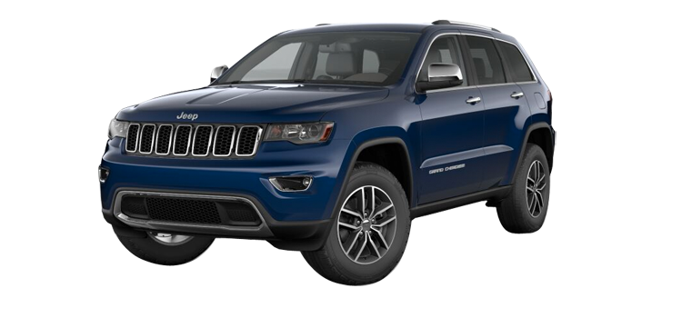 2018 Jeep Grand Cherokee Limited 4-Door 4WD SUV ...