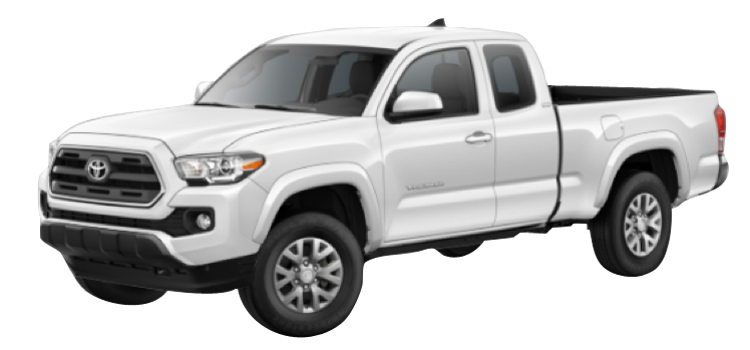 Hit the Dusty Trails With the 2018 Toyota Tacoma Access ...