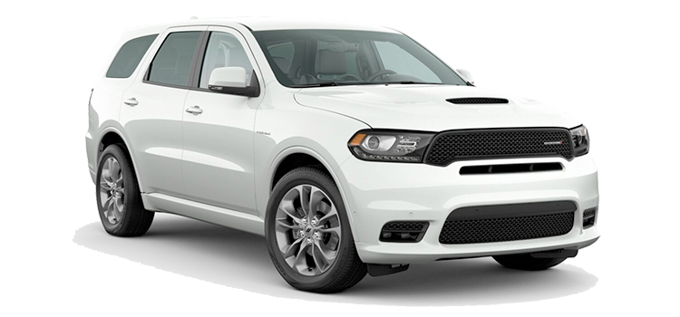 2020 dodge durango rt 4-door rwd suv options