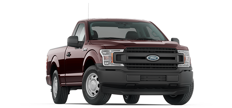 2020 Ford F 150 Regular Cab At Truck City Ford The 2020 Ford F 150 Regular Cab